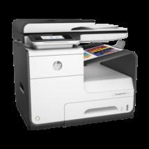 HP PageWide Pro 477dw többfunkciós tintasugaras színes nyomtató