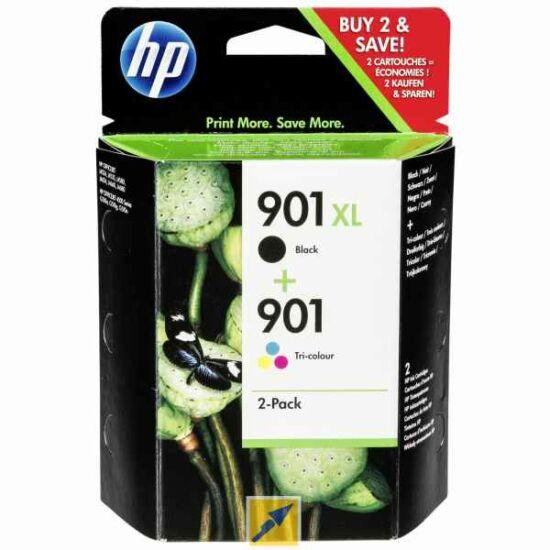 HP SD519AE No.901XL fekete+No.901 színes eredeti tintapatron csomag