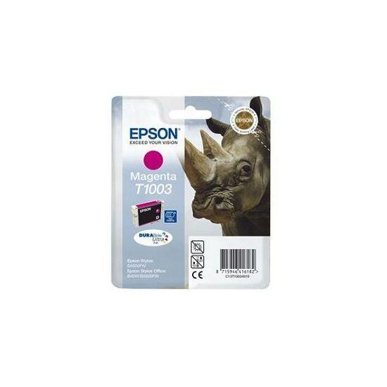 Epson T1003 magenta eredeti tintapatron