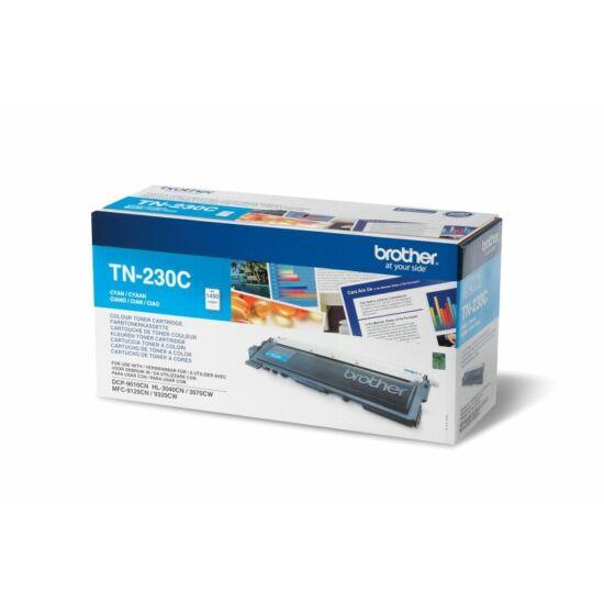 Brother TN-230 kék eredeti toner