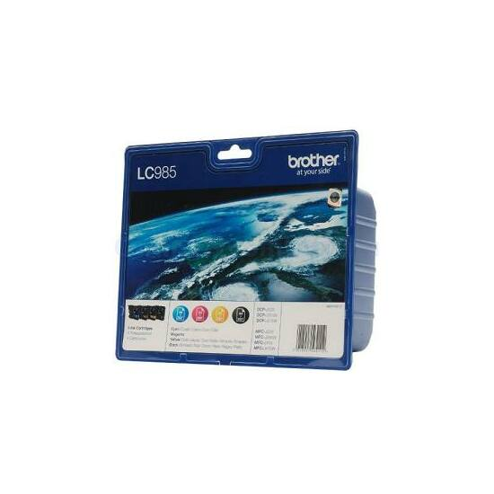Brother LC985 eredeti tintapatron multipack