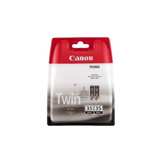 Canon PGI-35 fekete eredeti tintapatron duplacsomag