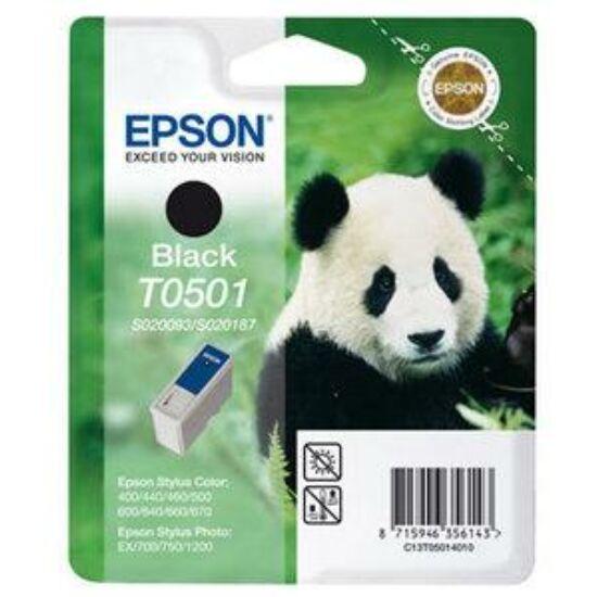 Epson T0501 fekete eredeti tintapatron