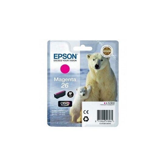 Epson T2613 magenta eredeti tintapatron