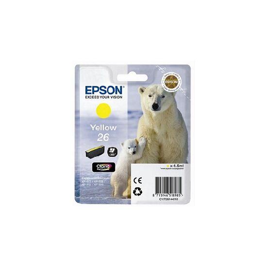 Epson T2614 sárga eredeti tintapatron