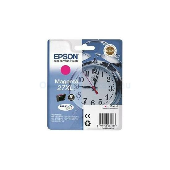 Epson T2713 magenta eredeti tintapatron