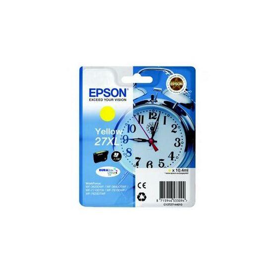 Epson T2714 sárga eredeti tintapatron