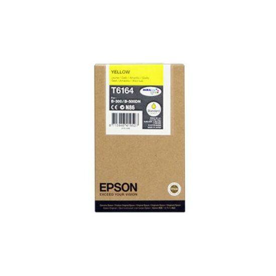 Epson T6164 sárga eredeti tintapatron