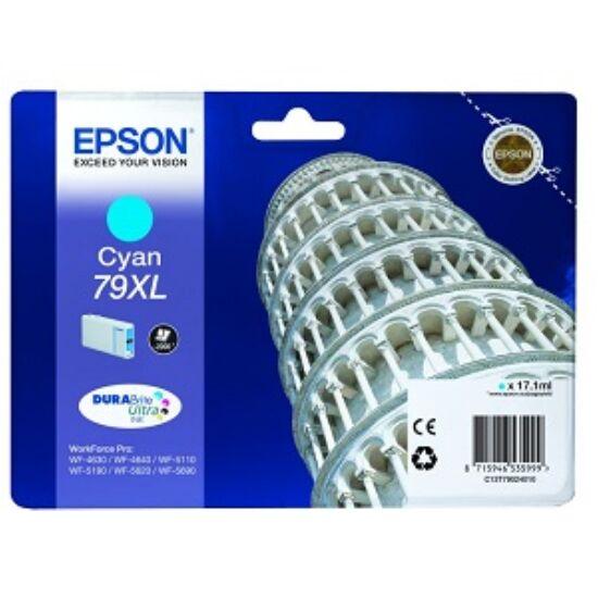 Epson T7902 kék eredeti tintapatron