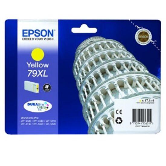 Epson T7904 sárga eredeti tintapatron