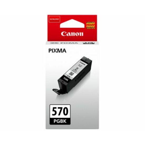 Canon PGI-570 fekete eredeti tintapatron