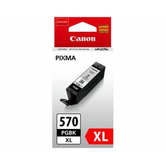 Canon PGI-570XL fekete eredeti tintapatron