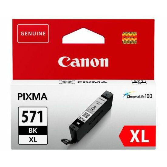 Canon CLI-571XL fekete eredeti tintapatron