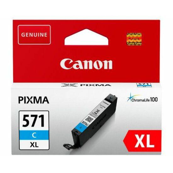 Canon CLI-571XL kék eredeti tintapatron