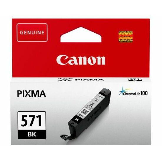Canon CLI-571 fekete eredeti tintapatron