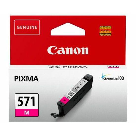 Canon CLI-571 magenta eredeti tintapatron