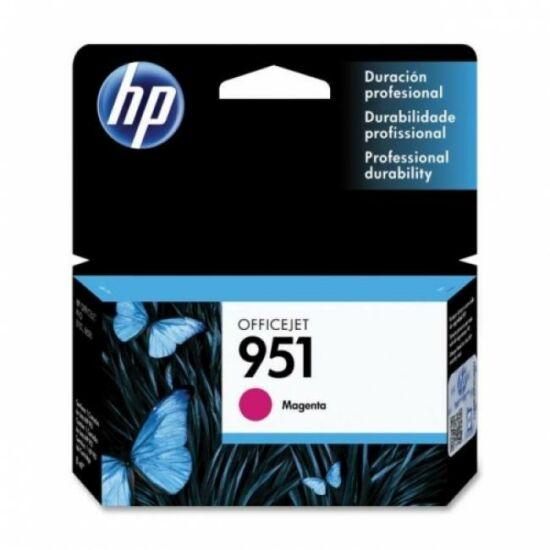 HP CN051AE No.951 magenta eredeti tintapatron