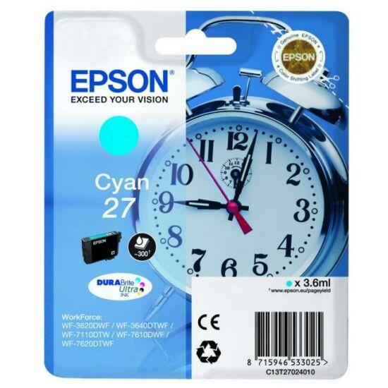 Epson T2702 kék eredeti tintapatron