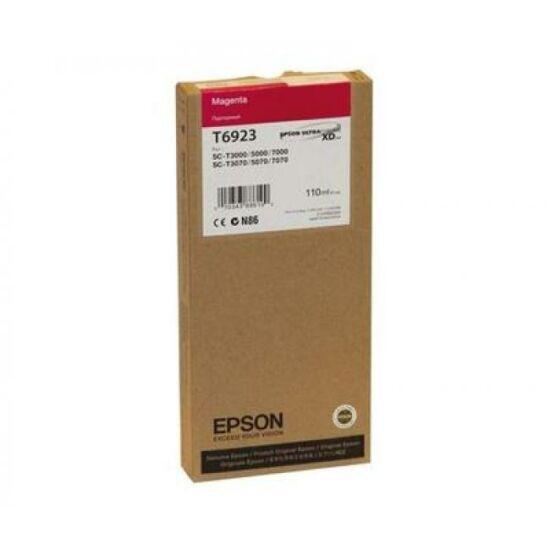 Epson T6923 magenta eredeti tintapatron