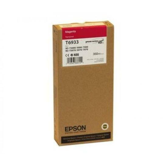 Epson T6933 magenta eredeti tintapatron