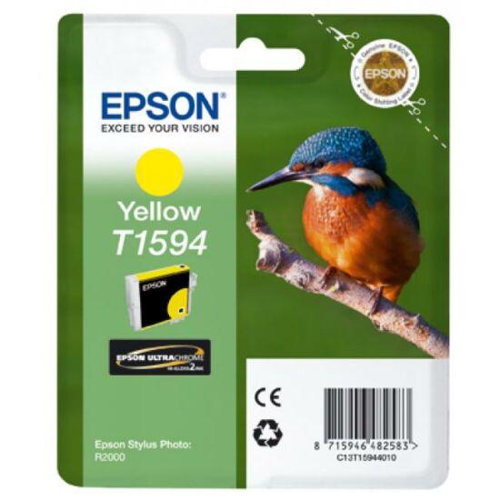 Epson T1594 sárga eredeti tintapatron