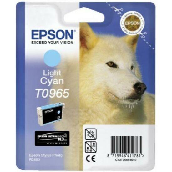 Epson T0965 világos kék eredeti tintapatron