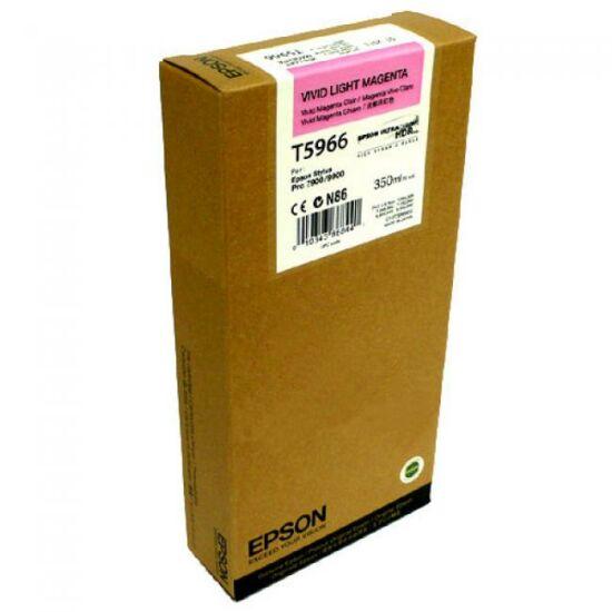 Epson T5966 világos magenta eredeti tintapatron
