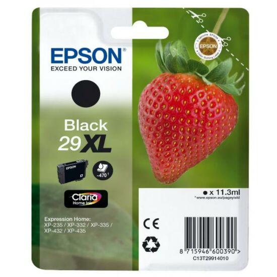 Epson T2991 fekete eredeti tintapatron