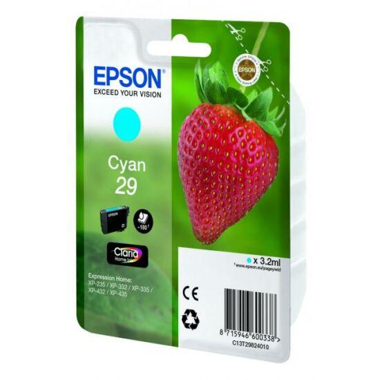 Epson T2982 kék eredeti tintapatron