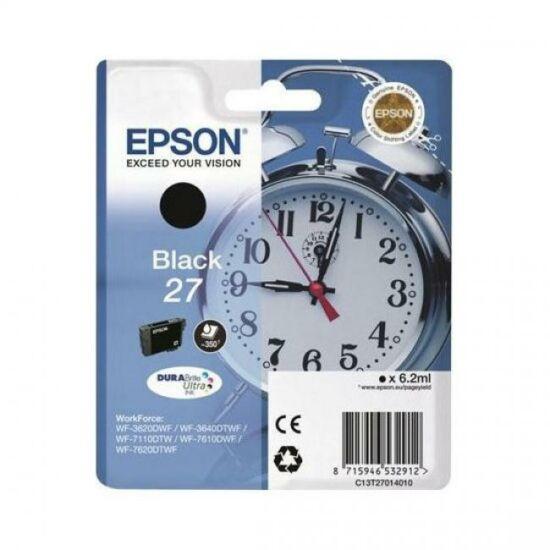 Epson T2701 fekete eredeti tintapatron