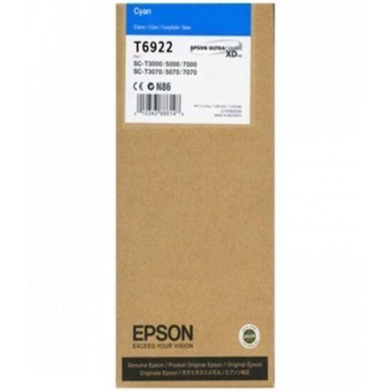 Epson T6922 kék eredeti tintapatron