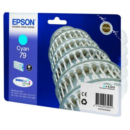 Epson T7912 kék eredeti tintapatron
