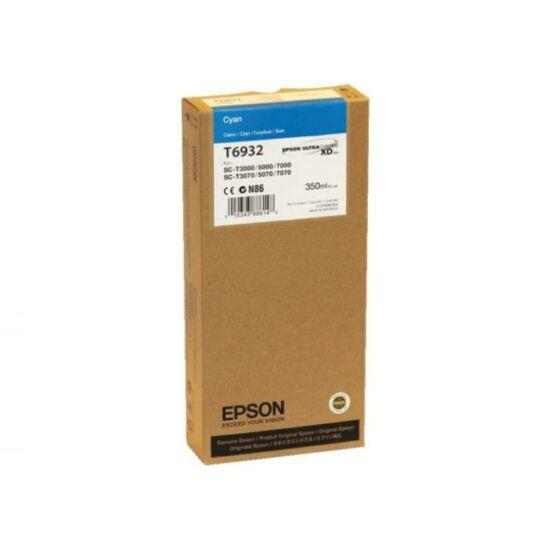 Epson T6932 kék eredeti tintapatron