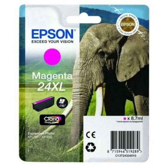 Epson T2433 magenta eredeti tintapatron