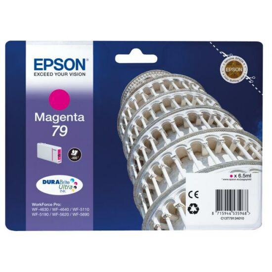 Epson T7913 magenta eredeti tintapatron