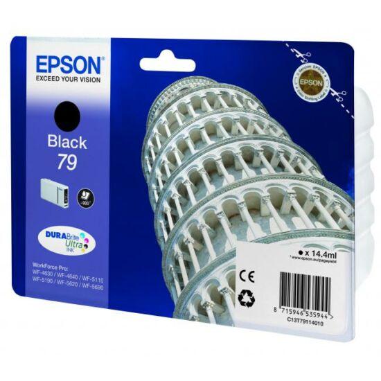 Epson T7911 fekete eredeti tintapatron