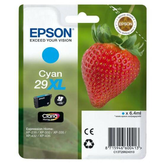 Epson T2992 kék eredeti tintapatron