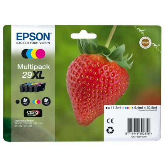Epson T2996 (B/C/Y/M) eredeti tintapatroncsomag