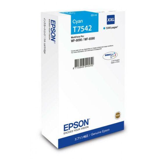 Epson T7542 kék eredeti tintapatron