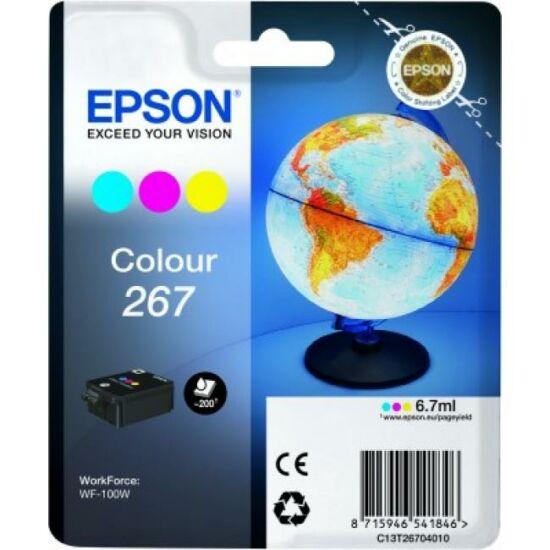 Epson T2670 színes eredeti tintapatron