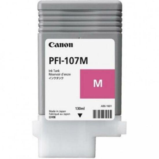 Canon PFI-107 magenta eredeti tintapatron