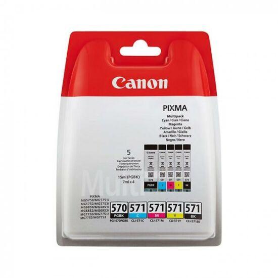 Canon PGI-570/CLI-571 eredeti tintapatron multipack