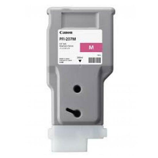Canon PFI-207 magenta eredeti tintapatron