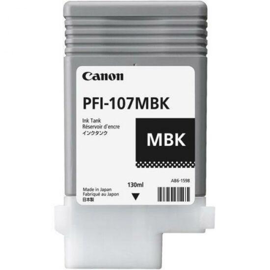 Canon PFI-107 matt fekete eredeti tintapatron
