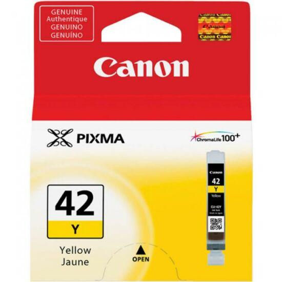 Canon CLI-42 sárga eredeti tintapatron