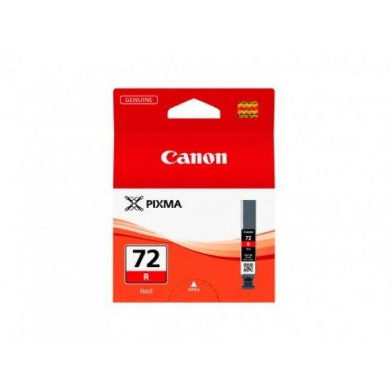 Canon PGI-72 piros eredeti tintapatron