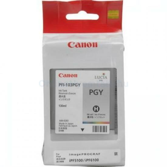 Canon PFI-103 fotó szürke eredeti tintapatron