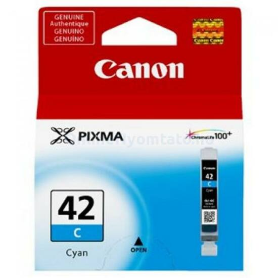 Canon CLI-42 kék eredeti tintapatron