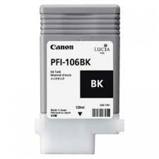 Canon PFI-106 fotó fekete eredeti tintapatron