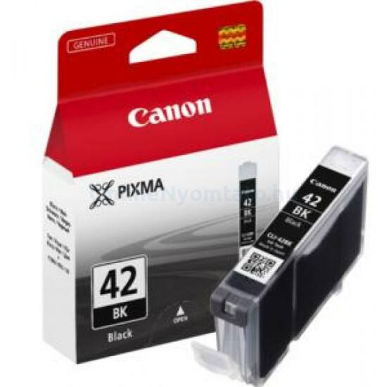 Canon CLI-42 fekete eredeti tintapatron